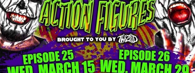 Ashtrays & Action Figures Returns Today!