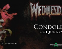 "Wednesday 13 – Condolences & ""What The Night Brings"" Video!"