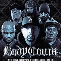 Ernie C – Body Count – March 2017