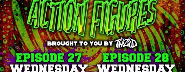 Ashtrays & Action Figures – Episodes 27 & 28