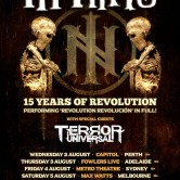ILL NIÑO & Terror Universal Australian Tour: Perth