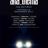 Anathema: Australian Tour –Melbourne