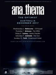 Anathema: Australian Tour – Sydney