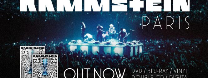 "Rammstein ""Paris"" Available Now"