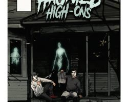 "Twiztid ""Haunted High-On's"" comic book"