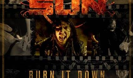 Shattered Sun – Burn It Down