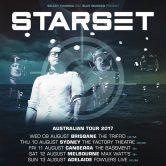 Starset – Australian Tour: Brisbane