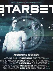Starset – Australian Tour: Melbourne