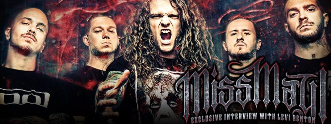 Levi Benton (Miss May I) Interview