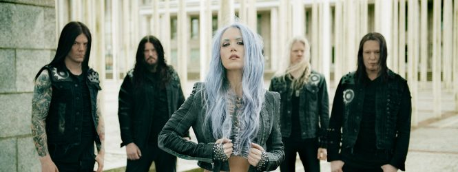 "Arch Enemy ""Will to Power"" September 8th"
