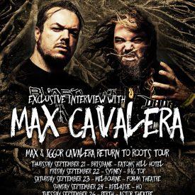 Max Cavalera – July 2017