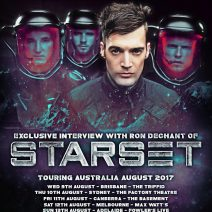 Ron DeChant (Starset) – July 2017