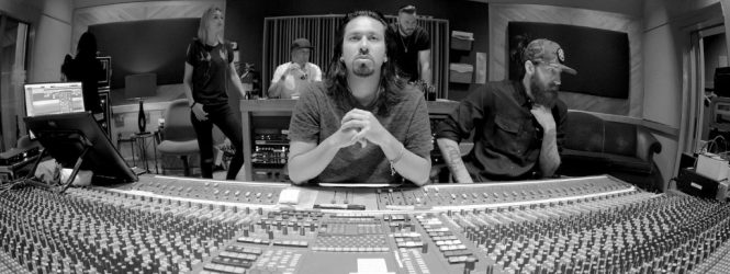 Pop Evil – New Album & Studio video
