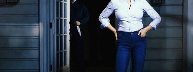 Jamie Leee Curtis Returns in Halloween Reboot
