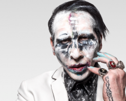 Marilyn Manson – WE KNOW WHERE YOU F***ING LIVE!