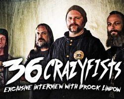 Brock Lindow (36 Crazy Fists) Interview