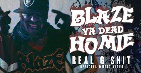 "Blaze ""Real G Shit"" video"