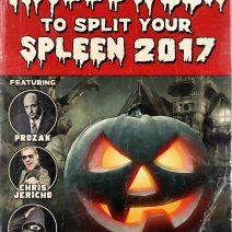 Halloween to Split Your Spleen 2017