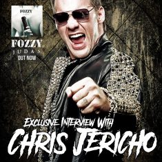 Chris Jericho (Fozzy) October 2017