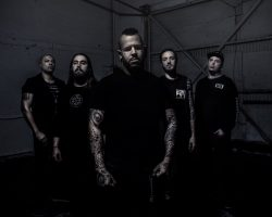 """Bad Wolves """"Toast to the Ghost"""""""
