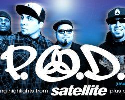 P.O.D Australian Tour