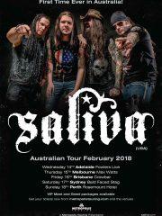 Saliva – Australian Tour: Sydney