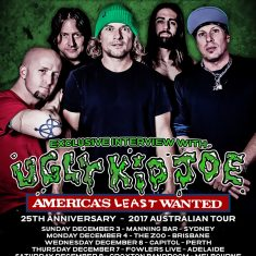 Whitfield Crane (Ugly Kid Joe) November 2017