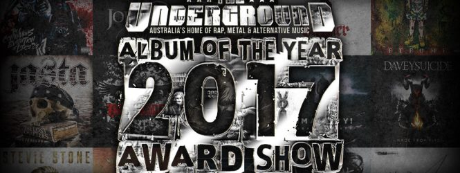2017 Album of the Year Countdown show