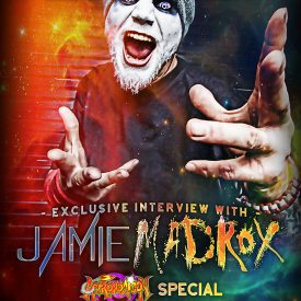 Jamie Madrox (Twiztid) January 2018