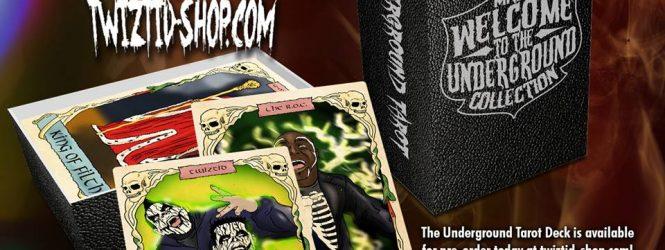 UGH/Majik Ninja Entertainment Tarot Cards