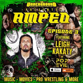 Underground Amped – Episode 3 – Leigh Kakaty (Pop Evil)