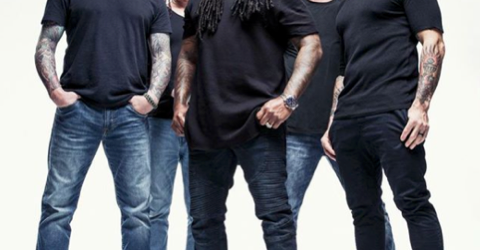"Sevendust ""All I See Is War"""