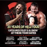 Mick Foley 20 Years of Hell Tour – Adelaide!