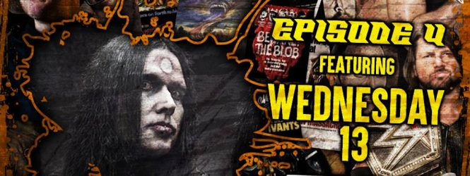 Underground Amped – Episode 4 – Wednesday 13