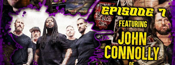 Underground Amped – Episode 7 – John Connolly (Sevendust)
