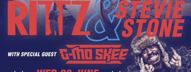 G-Mo Skee VIP at Majik Ninja Australia