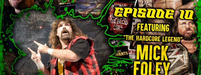 Underground Amped – Episode 10: Mick Foley (Part 2)