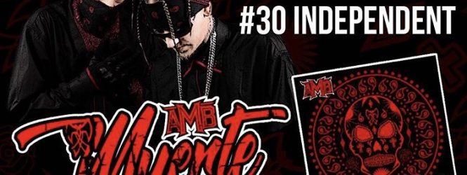 """AMB """"Muerte"""" on the Billboard"""