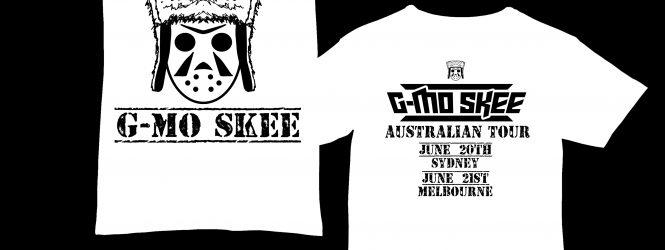 G-Mo Skee Australian Tour Shirts