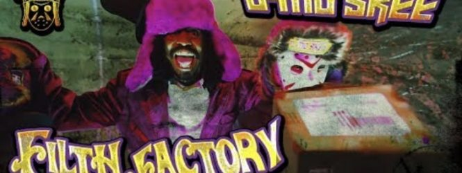 "G-Mo Skee ""Filth Factory"" video"