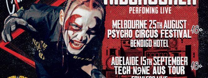 KidCrusher Australian Shows