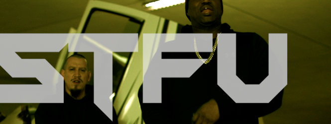 "Omega Sin ft. Project Pat ""STFU"" music video"