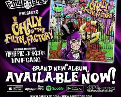 G-Mo Skee: Chaly & the Filth Factory
