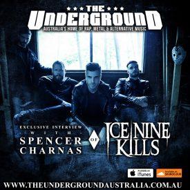 Spencer Charnas (Ice Nine Kills) September
