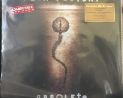"""What's In The Box??"" Fear Factory ""Obsolete"" Gold Vinyl"