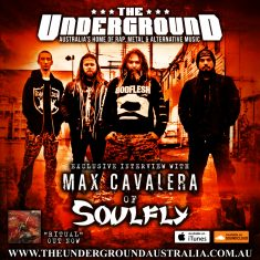 Max Cavalera (SoulFly) October