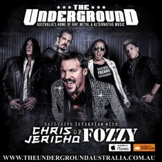 Chris Jericho (Fozzy) October