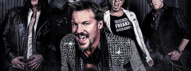 Chris Jericho (Fozzy) Interview