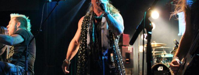 Review: Fozzy – Judas Rising Tour: Melbourne (November 9th )