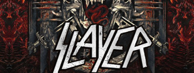 Slayer's final Australian tour